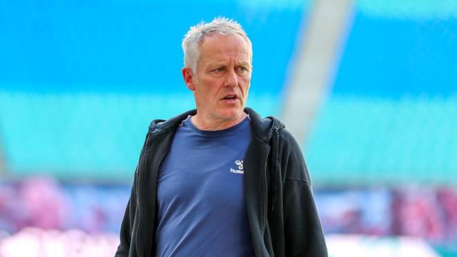 Christian Streich ist seit 2012 Trainer des SC Freiburg