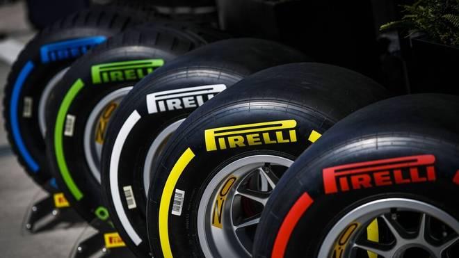 Formel 1 Regeln: Diese Regeln gelten für die Reifen.