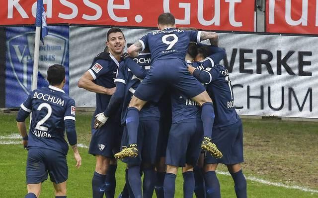 Der VfL Bochum darf vom Aufstieg in die Bundesliga träumen