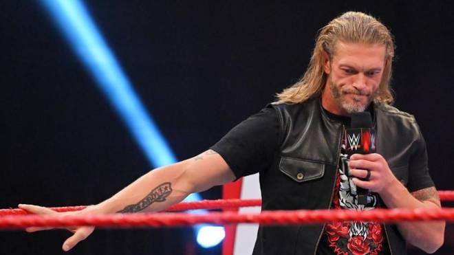 Edge trifft bei WrestleMania auf Randy Orton
