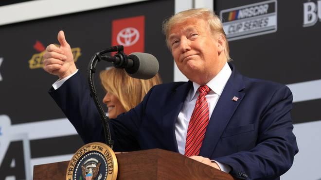 US-Präsident Donald Trump will die Olympischen Sommerspiele in Tokio besuchen
