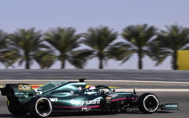Sebastian Vettel gastiert 2022 in Miami