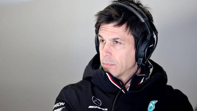 Toto Wolff hört als Motorsportchef bei Mercedes auf