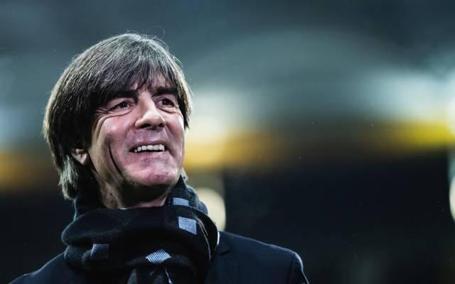 Bundestrainer Joachim Löw akzeptiert das DFL-Hygienekonzept