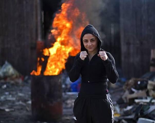 """""""Killer Queen"""" Susi Kentikian ist heiß auf ihre nächste Herausforderung..."""