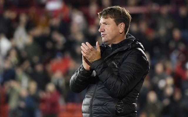 Daniel Stendel heuert als Trainer in Schottland an