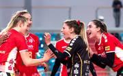 Volleyball / Bundesliga der Frauen