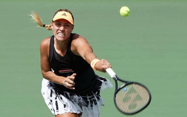 Angelique Kerber muss sich im Halbfinale von Osaka geschlagen geben