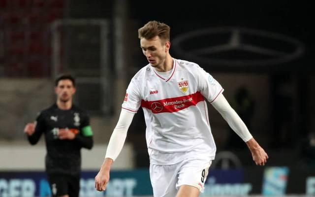 Sasa Kalajdzic steht gegen Mainz in der Startelf