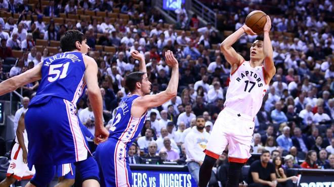 Jeremy Lin wurde mit den Toronto Raptors 2019 NBA-Meister