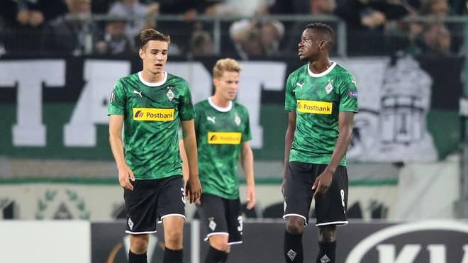 Borussia Mönchengladbach kassierte gegen Wolfsberg die höchste Europapokal-Pleite seiner Geschichte