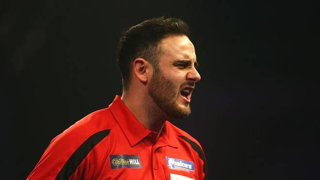 Joe Cullen gewann die International Darts Open