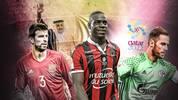 Katar Nationalmannschaft Nationalspieler Balotelli Pique Fährmann