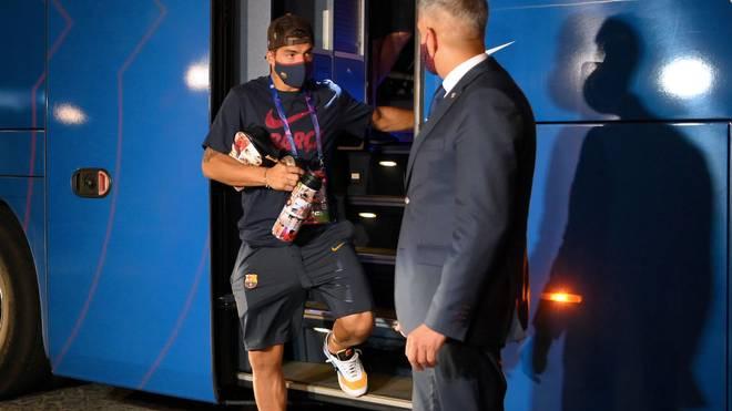 Luis Suárez könnte in diesem Sommer nach Amsterdam zurückkehren