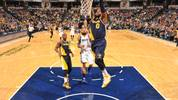 Dallas Mavericks v Indiana Pacers