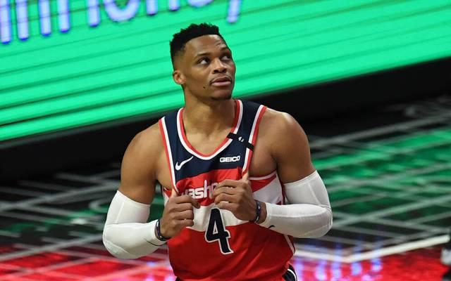 Russell Westbrook hat gegen die Pacers eine bärenstarke Leistung abgeliefert