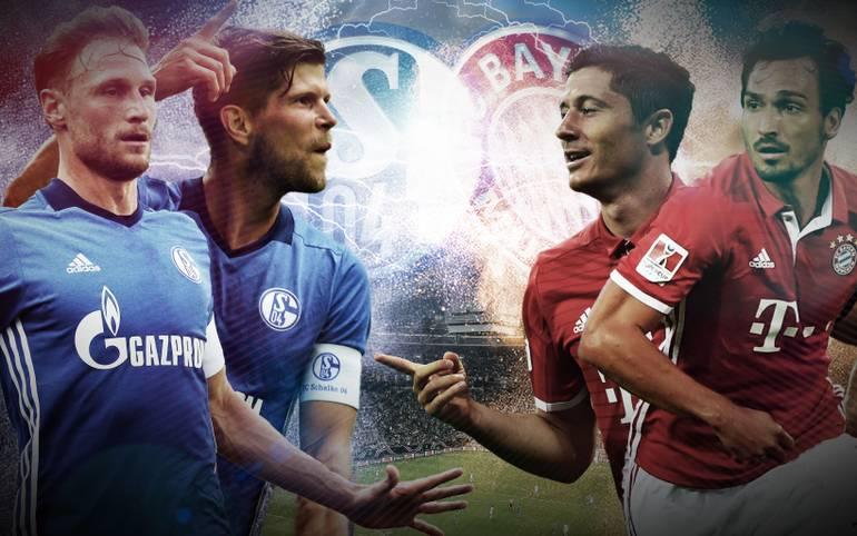 Heute um 20.30 Uhr steigt das Topspiel des 2. Spieltags: Schalke 04 empfängt den FC Bayern München. Der Rekordmeister ist  Favorit, aber ist Schalke wirklich chancenlos? SPORT1 blickt auf die Schlüsselduelle