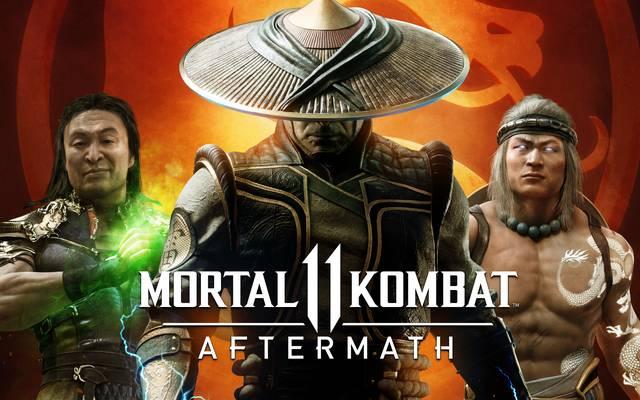 Mortal Kombat 11 erfreut sich nach wie vor innerhalb der Fighting-Games-Community großer Beliebtheit. Nun steht mit Aftermath eine direkte Fortsetzung an