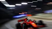 Sebastian Vettel durfte sich in Singapur über den Sieg freuen