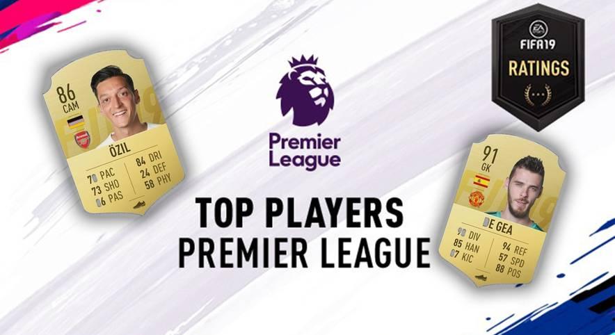 EA Sports hat nach und nach alle Spielerwerte für FIFA 19 bekanntgegeben. SPORT1 stellt die besten Spieler der englischen Premier League vor, geordnet nach Positionen...