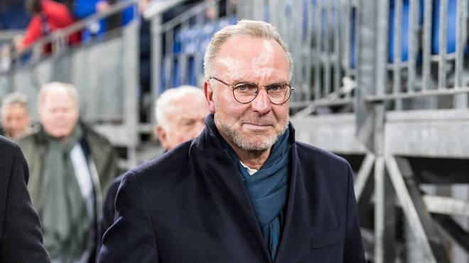 Karl-Heinz Rummenigge spricht über Gianni Infantino