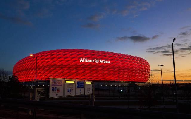 Unter anderem die EM-Gruppenspiele der deutschen Nationalmannschaft sollen in München stattfinden