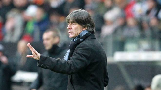 Joachim Löw hält RB Leipzig für einen Mit-Favoriten auf die Meisterschaft