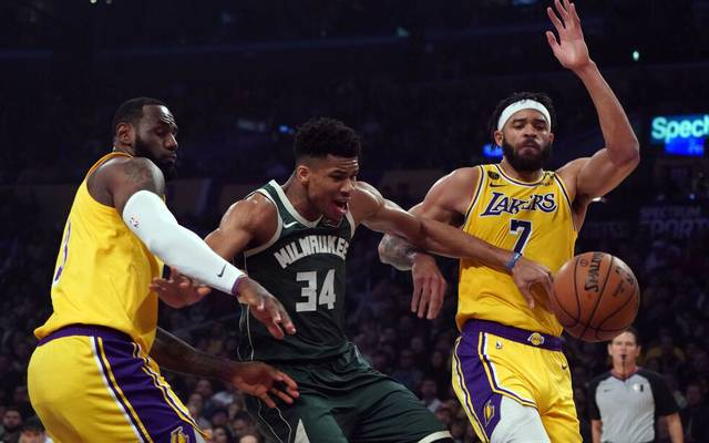 NBA-Superstar Giannis Antetokounmpo bleibt bei den Milwaukee Bucks