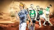 Alexander Zverev, Federer, Nadal, Djokovic