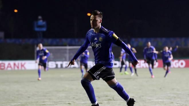 Christopher Schorch spielt aktuell beim Regionalligisten 1. FC Saarbrücken