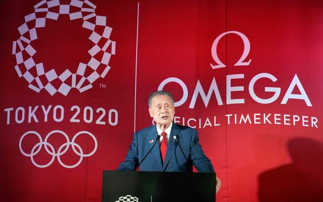 Yoshiro Mori ist der Chef des japanischen Olympia-Komitees