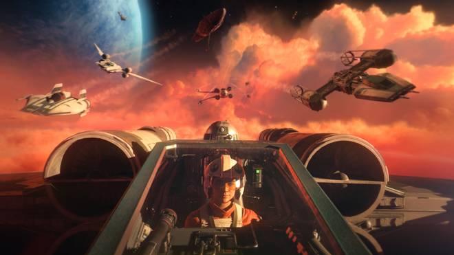 Frisch aus dem Cockpit - Star Wars: Squadrons in der Review