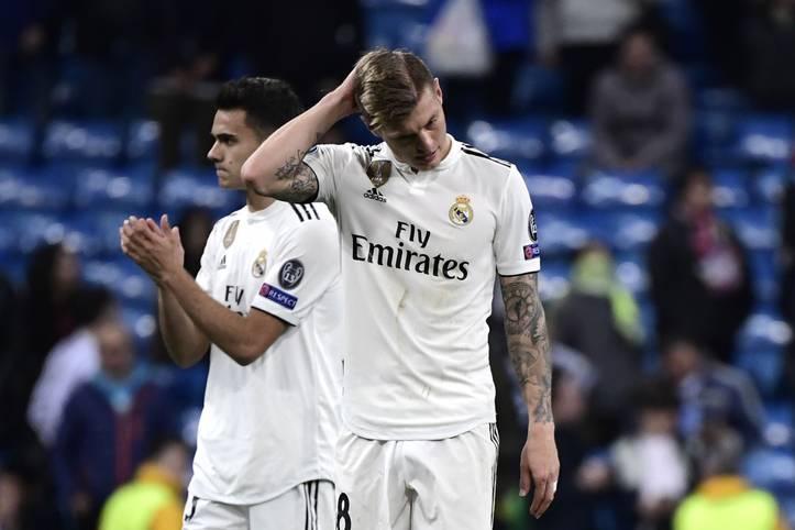 Aus in der Königsklasse, im Meisterrennen abgeschlagener Dritter: Toni Kroos und Co. stehen mit Real Madrid vor der missratensten Saison seit langem. Folgenlos wird sie nicht bleiben