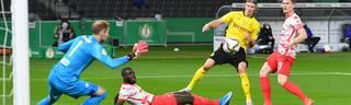 Fussball / DFB-Pokal