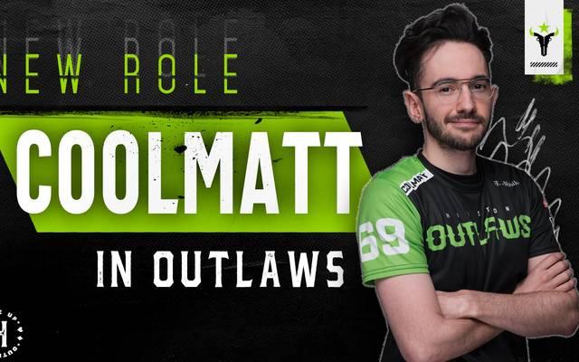Overwatch League: Coolmatt beendet aktive Karriere