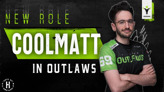 Overwatch League: Coolmatt beendet aktive Karriere