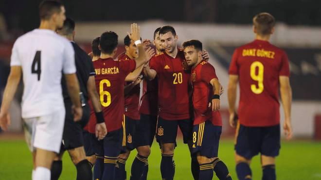 Spanien greift nach dem nächsten Titel