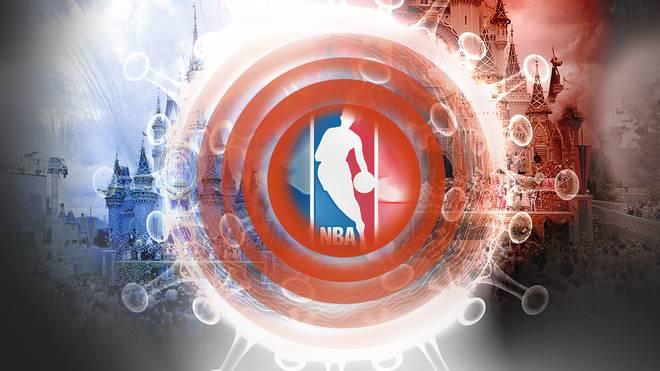 Die NBA plant die Fortsetzung der Saison zwischen Juli und Oktober