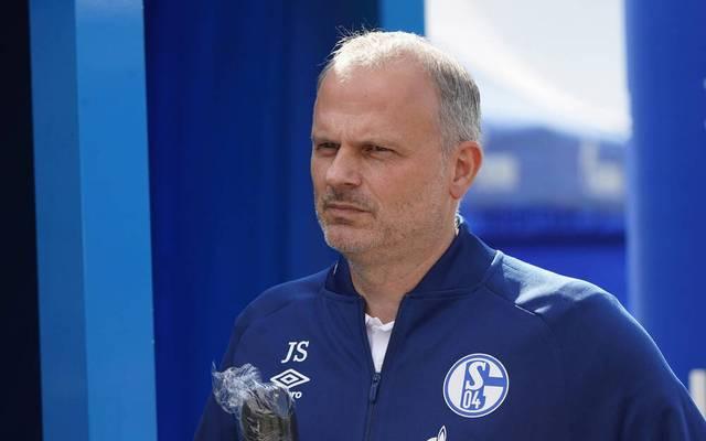 Jochen Schneider und die Schalker sind bedient
