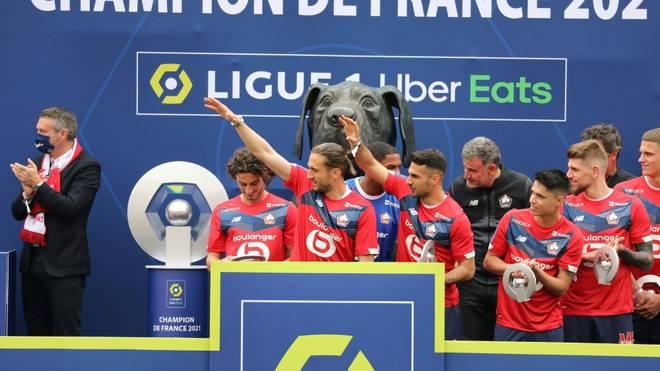Die Ligue 1 reduziert zur Saison 2023/2024 auf 18 Teams