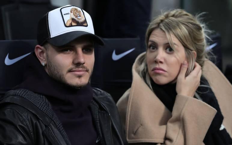 Mauro Icardis Ehefrau Wanda Nara ist gleichzeitig seine Beraterin und hat sich als solche zuletzt bei den Verantwortlichen von Inter Mailand einen Ruf als gefürchtete Agentin erarbeitet