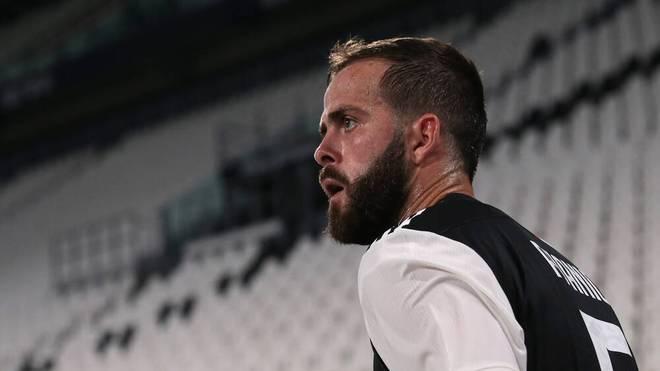 Miralem Pjanic wechselt in diesem Sommer von Juventus Turin zum FC Barcelona