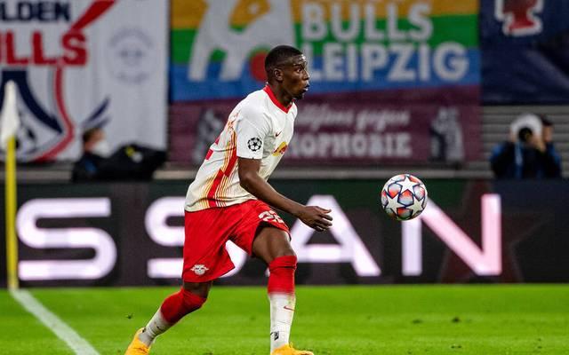 Nordi Mukiele wechselte 2018 aus Montpellier zu RB Leipzig