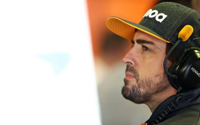Fernando Alonso steht vor einer Rückkehr in die Formel 1