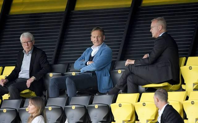 Watzke begrüßt Beschluss zur Fan-Rückkehr - 10.000 Zuschauer in Dortmund zugelassen