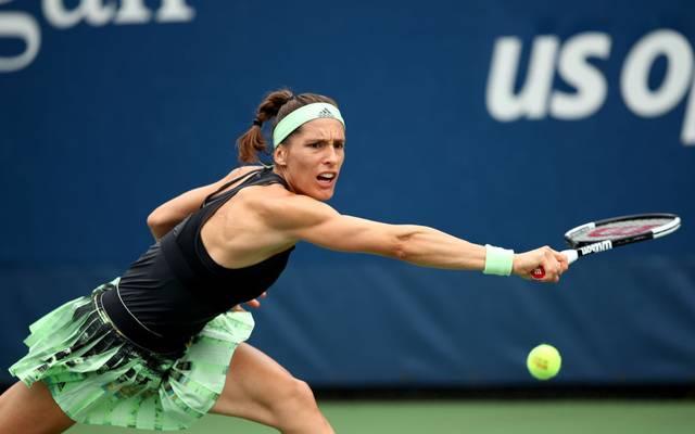Andrea Petkovic verliert in Guangzhou im Achtelfinale