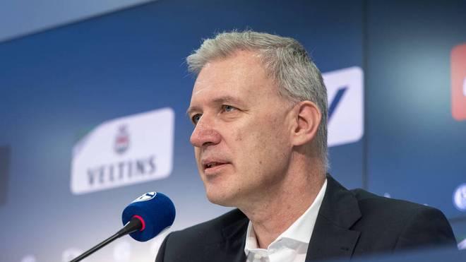 Dr. Jens Buchta tritt als Aufsichtsratsvorsitzender von Schalke 04 zurück