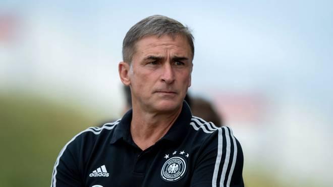 Stefan Kuntz ist Trainer der U21