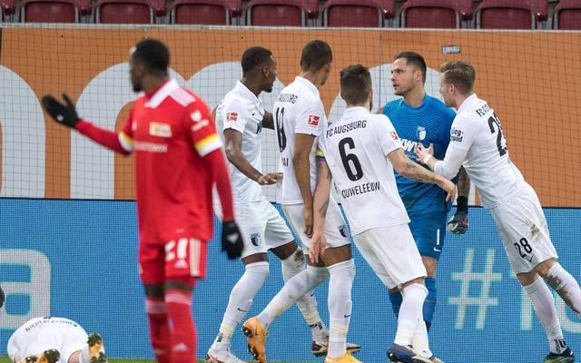 Rafal Gikiewicz hielt gegens einen Ex-Klub Union Berlin einen Elfmeter