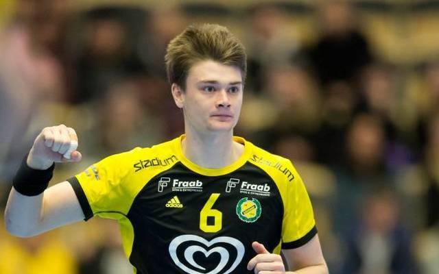 Oskar Sunnefeldt (hier im Trikot seines Jugendvereins IK Sävehof) spielte zuletzt für Sonderjyske